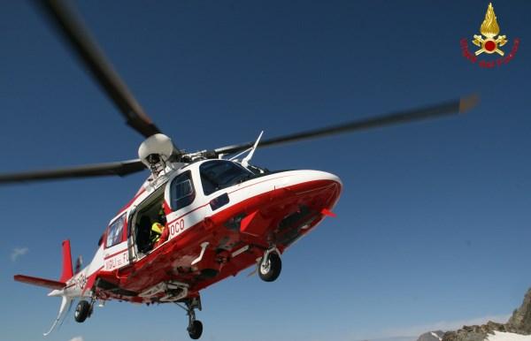 Elicottero Lecco : Resegone online notizie da lecco e provincia soccorso