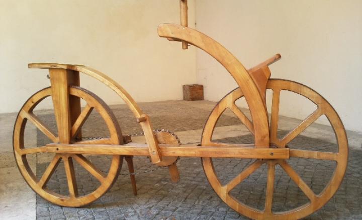 Bicicletta Leonardo Da Vinci