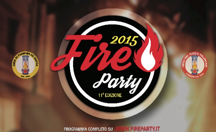 fire party 2015
