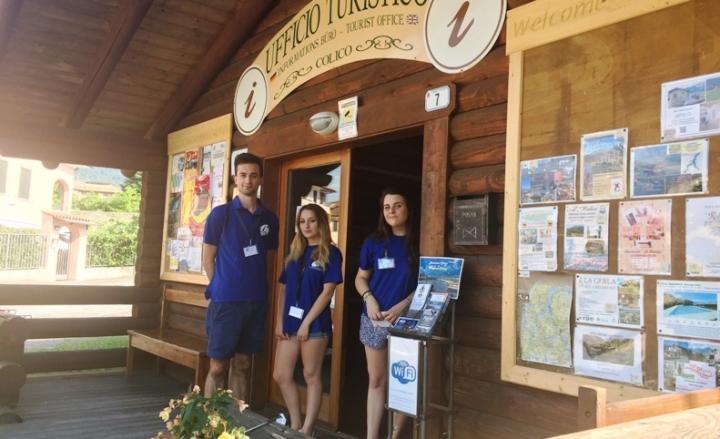 In Ufficio Turismo : Soragna l ufficio turistico cambia sede trasloca nel palazzo